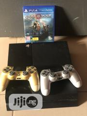 Play Station 4(2 Pad,GOD,PES2020) | Video Game Consoles for sale in Edo State, Benin City