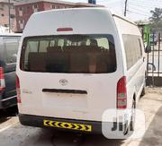 Toyota Hiace Hummer Bus 3 2013 White | Buses & Microbuses for sale in Lagos State, Egbe Idimu