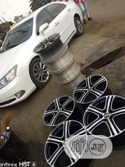Upgrade Your Car Alloy Wheels | Vehicle Parts & Accessories for sale in Lagos State, Victoria Island