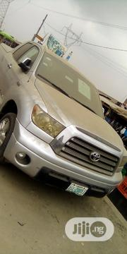 Toyota Tundra Limited Crew Max 4x4 2007 White | Cars for sale in Lagos State, Isolo