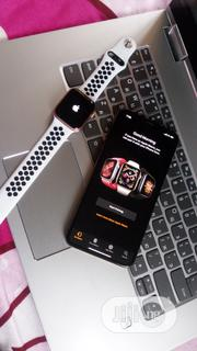 Apple Iwatch Series 4 Gold Colour   Smart Watches & Trackers for sale in Rivers State, Port-Harcourt