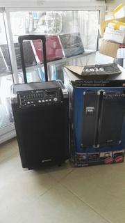Rechargeable Skytec Sound System With VHF,SD,USB,MP3 & Bluetooth | Audio & Music Equipment for sale in Lagos State, Alimosho