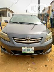 Toyota Corolla 2008 1.6 VVT-i Blue | Cars for sale in Lagos State, Mushin