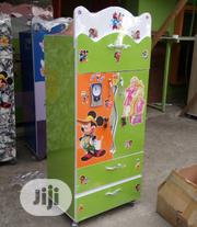 Baby Smallest Wardrobe With Storage Top | Children's Furniture for sale in Lagos State, Alimosho