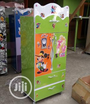 Baby Smallest Wardrobe With Storage Top