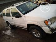 Nissan Pathfinder 2000 Automatic White | Cars for sale in Lagos State, Oshodi-Isolo