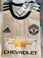 Original Manchester United Away Jersey   Clothing for sale in Osun State, Osogbo