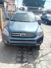 Toyota RAV4 2008 3.5 Sport 4x4 Blue | Cars for sale in Lagos State, Ikotun/Igando