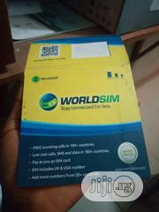 UK / US SIM Card | Accessories for Mobile Phones & Tablets for sale in Lagos State, Ikeja
