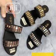 Sequence Flat Slippers For Ladies/Women Available In Different Sizes | Shoes for sale in Lagos State, Victoria Island