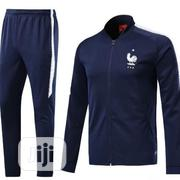 Brand New France Tracksuit/Navy Blue | Sports Equipment for sale in Lagos State, Surulere