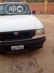 Mazda 1000 2004 White | Cars for sale in Lagos State, Lagos Mainland
