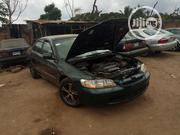 Honda Accord EX Automatic 2002 Green | Cars for sale in Kwara State, Ilorin South