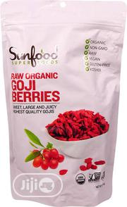 Sunfood Raw Organic Goji Berries | Feeds, Supplements & Seeds for sale in Lagos State, Ikoyi