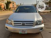 Toyota Highlander 2005 Silver | Cars for sale in Abuja (FCT) State, Garki 2