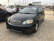Toyota Corolla 2008 1.8 LE Black | Cars for sale in Lagos State, Lekki Phase 1