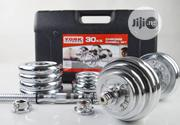 Brand New 30kg Adjustable Dumbbells With Delivery Included   Sports Equipment for sale in Lagos State, Lekki Phase 2