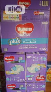 Little Movers Size 6 (120 Count) | Baby & Child Care for sale in Lagos State, Ikeja