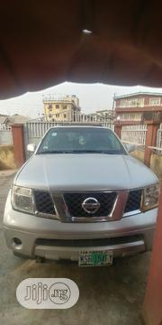 Nissan Pathfinder 2005 LE 4x4 Silver | Cars for sale in Lagos State, Ilupeju