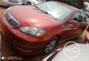 Toyota Corolla 2006 S Red | Cars for sale in Edo State, Benin City
