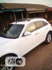 Infiniti FX35 2005 Base 4x2 (3.5L 6cyl 5A) White | Cars for sale in Ondo State, Akure