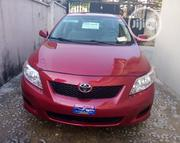 Toyota Corolla 2009 Red | Cars for sale in Abuja (FCT) State, Jahi