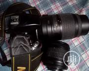 Nikon D3300 With 55mm And 300mm Lense | Photo & Video Cameras for sale in Lagos State, Badagry