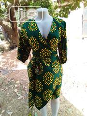 Ankara Rap Dress And Gown | Clothing for sale in Abuja (FCT) State, Gwarinpa