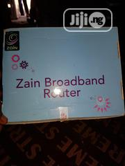 Zain Broadband Router | Networking Products for sale in Lagos State, Ikeja