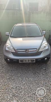Honda CR-V 2007 EX-L 4WD Automatic Silver   Cars for sale in Lagos State, Lagos Mainland