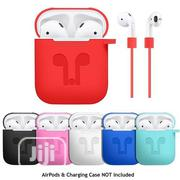 Airpod Earphone Accessories Style:Protective Shell + Anti-Lost | Headphones for sale in Lagos State, Ikeja