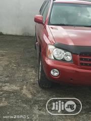 Toyota Highlander 2003 Red | Cars for sale in Delta State, Sapele