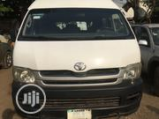 Toyota HMV 2007 White | Buses & Microbuses for sale in Lagos State, Ikeja