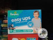 Pampers Easy Ups 4t-5t (86 Count) | Baby & Child Care for sale in Lagos State, Surulere