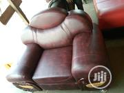 Leather Sofa | Furniture for sale in Lagos State, Alimosho