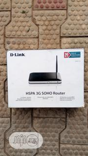 D-link Router - DWR-512 | Networking Products for sale in Oyo State, Oluyole