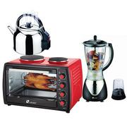 Saisho Electric Oven + Electric Kettle And Blender | Restaurant & Catering Equipment for sale in Lagos State, Lekki Phase 1
