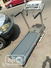 German Used DOMYOS 1.75hp Treadmill, With 1 Month Repire Warranty. | Sports Equipment for sale in Lagos State, Yaba