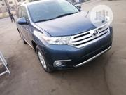 Toyota Highlander 2014 Blue | Cars for sale in Lagos State, Lagos Island
