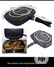 36cm Non Stick Double Sided Grill Pan | Kitchen Appliances for sale in Lagos State, Lagos Island