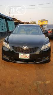 Toyota Camry 2007 Black   Cars for sale in Lagos State, Lagos Mainland