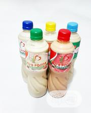 Tigernut Drinks With Natural Fruit Flavour   Meals & Drinks for sale in Rivers State, Obio-Akpor