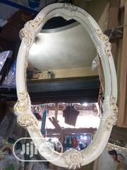Gold And White Executive Mirror   Home Accessories for sale in Lagos State, Surulere
