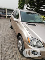 Mercedes-Benz M Class 2008 Gold | Cars for sale in Lagos State, Surulere