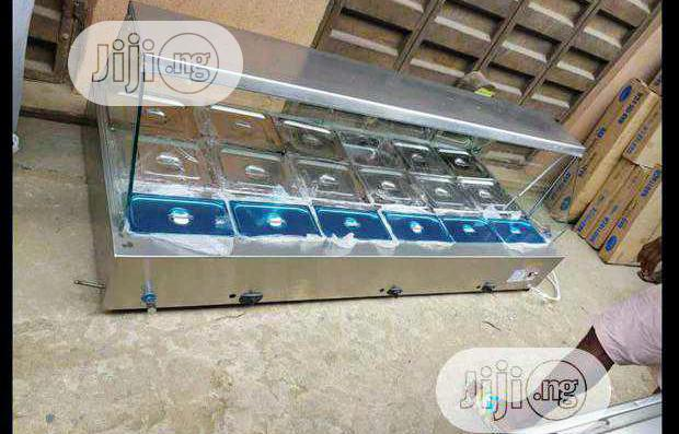 Quality 18plats Food Warmer