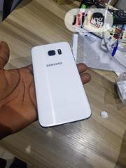 Samsung Galaxy S7 edge 32 GB Silver | Mobile Phones for sale in Oyo State, Ibadan North