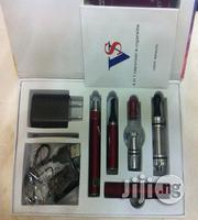 Rechargeable Shisha G-pen 4 In 1 Vaporiser Kits - Wine Red Color | Tabacco Accessories for sale in Lagos State