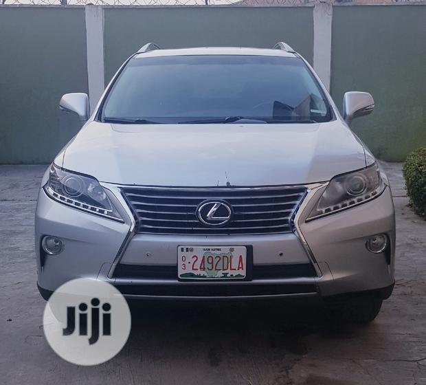 Archive: Lexus RX 2013 350 AWD Silver