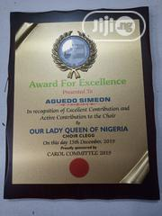 Award Plack | Arts & Crafts for sale in Lagos State, Surulere
