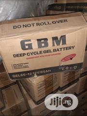 65ah Gel Battery GBM | Manufacturing Services for sale in Lagos State, Ojo